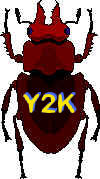 a brief history of the year 2000 y2k or millennium bug The year 2000 problem (also known as the y2k problem, the millennium bug, the y2k bug, or simply y2k) was a problem for both digital (computer-related) and.